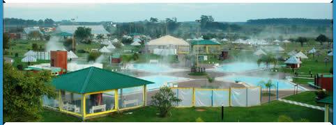 Piletas en las termas de federacion entre rios turismo for Termas naturales en entre rios